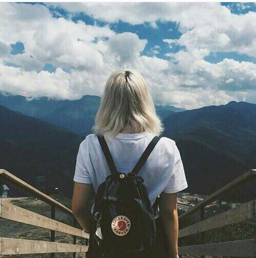 Аватар блондинка без лица 5