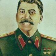 Сталин смеётся аватар Стим