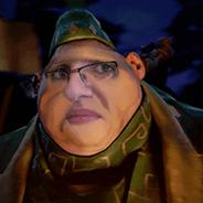 Смешное лицо Аватар Стим