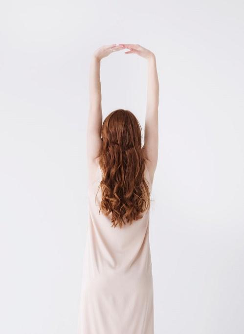 Девушка со спины 12