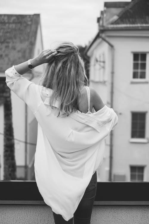 Девушка со спины 16