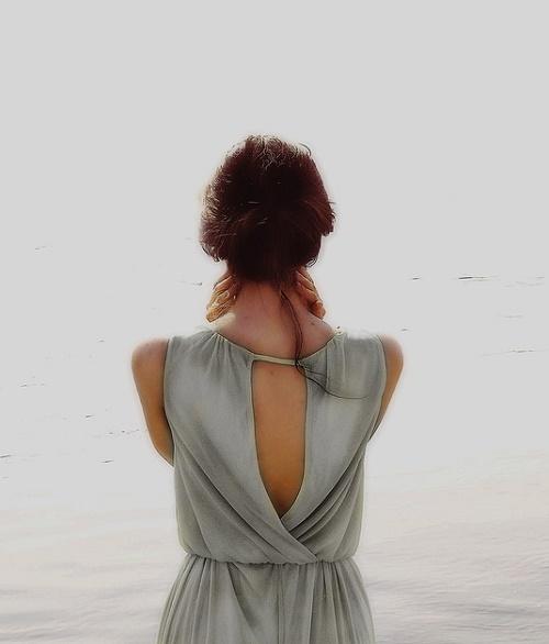 девушка со спины 3