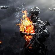 Солдат Огонь аватар Стим