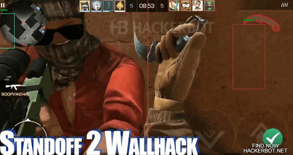 Wallhack в игре