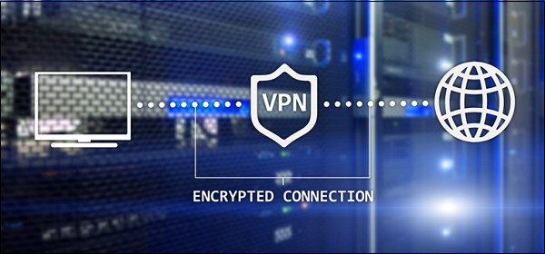 VPN-encrypted