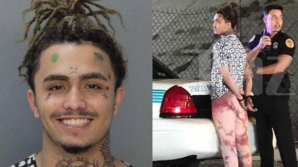 Lil Pump арестован