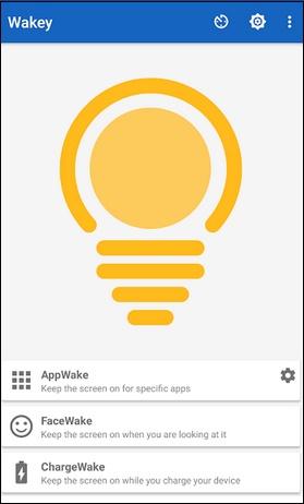 Лампочка Wakey