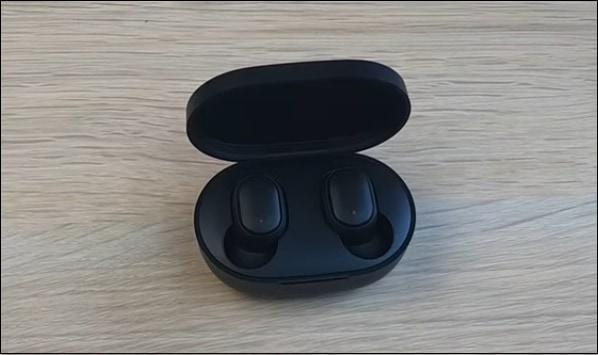 Airdots коробка