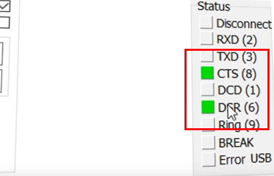 Проверьте соответствие файлов