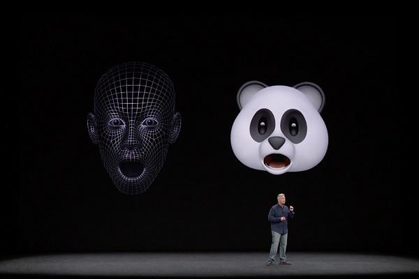 Технологии работают на основе сенсоров распознавания лица