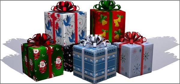 Обменивайтесь подарками