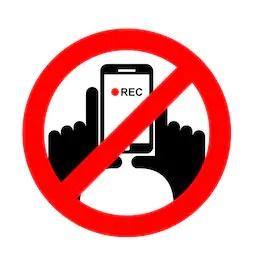 Запись звонков запрещена