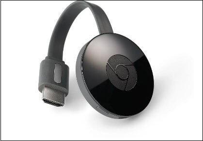 Chromecast приставка