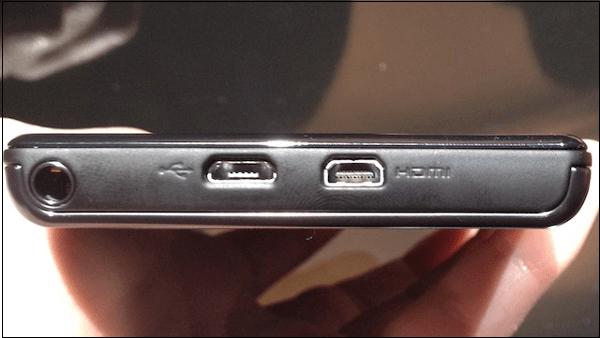 HDMI разъём телефон Моторола