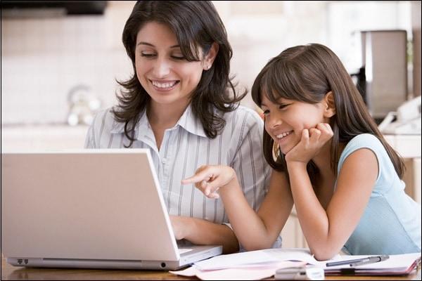 Создайте родительский аккаунт