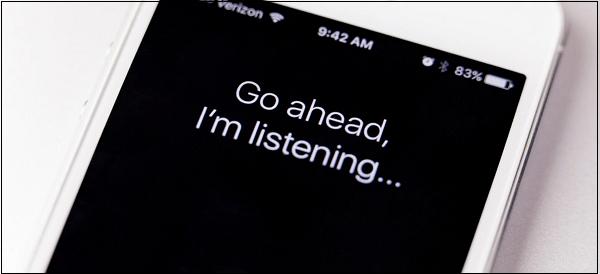 Способы, позволяющие определить, что вас слушают