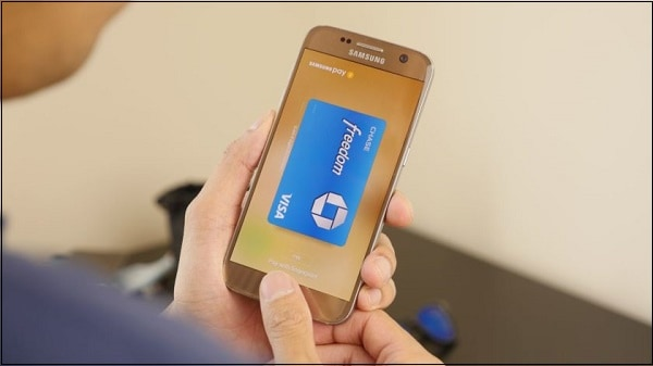 Samsung Pay карта