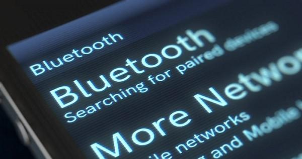 Bluetooth на телефоне