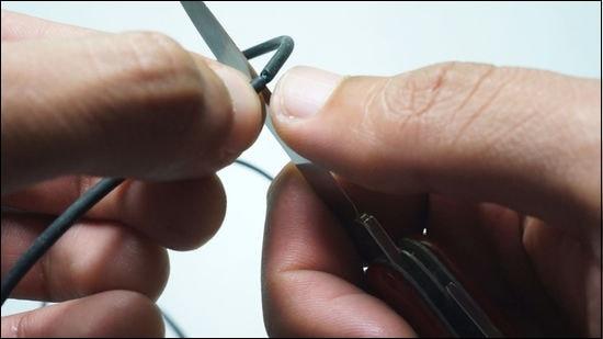 Удаление проблемного участка кабеля