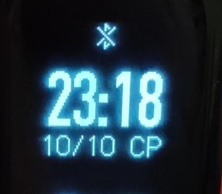Зачёркнутый значок Bluetooth
