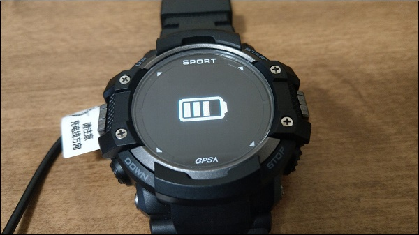 Заряжать умные часы