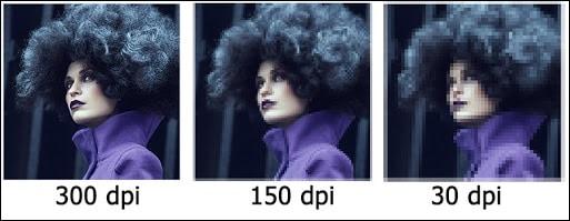 Качество изображения DPI