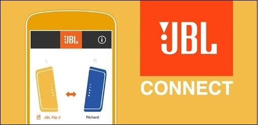 """Приложение """"JBL Connect"""""""