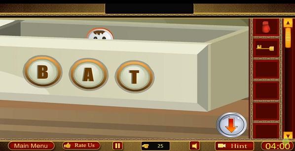 Код BAT для открытия сейфа