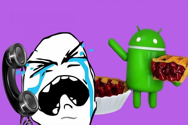 Запись звонков запрещена Андроид 9