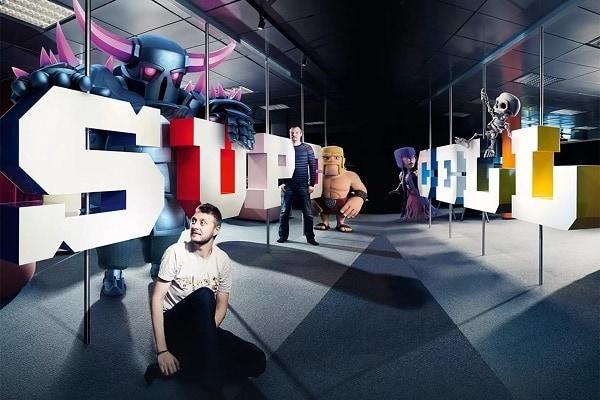 Компания Supercell