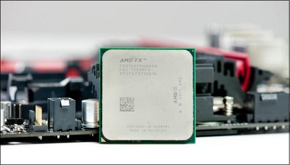 Слабый процессор AMD
