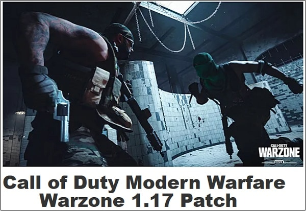 Патч 1.17 Warzone
