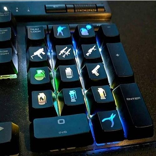 bind клавиша команда КС ГО