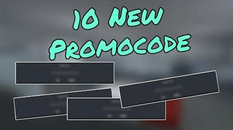10 новых промокодов Блок Страйк