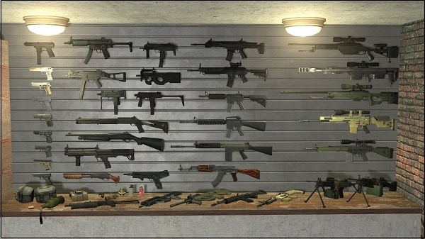 Оружие в КС ГО