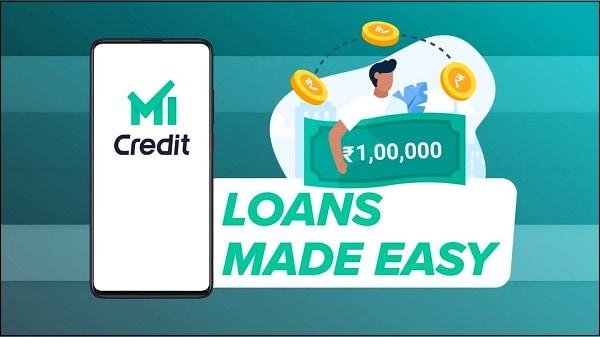 Mi Credit быстрый займ