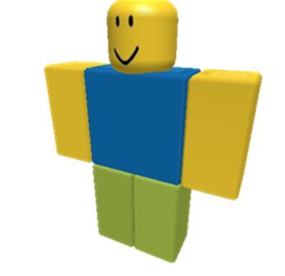 Игровой персонаж без вещей