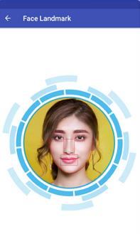 Определение параметров лица