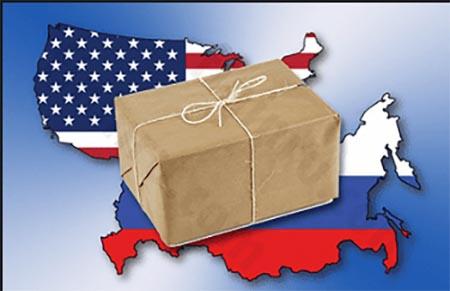 Посылки в США