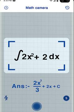 Сканер уравнений приложение