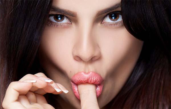 Действие с поцелуем