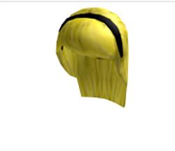 Жёлтые волосы