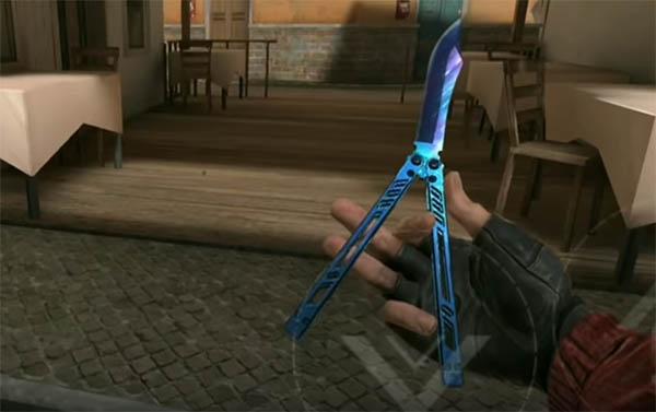 Нож в Стандофф 2
