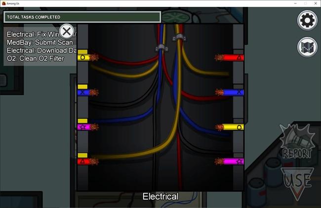 Провода со значками от геймпада