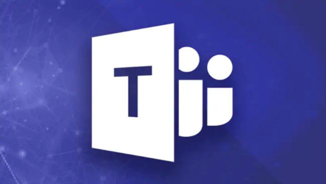 Логотип программы на синем фоне
