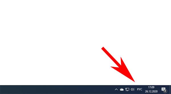 Время и дата на компьютере