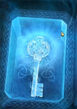 Таинственный ключ