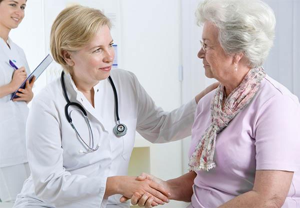 Общение с врачём