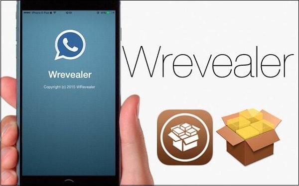 Приложение Wrevealer