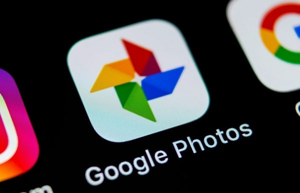 Иконка Google Photos